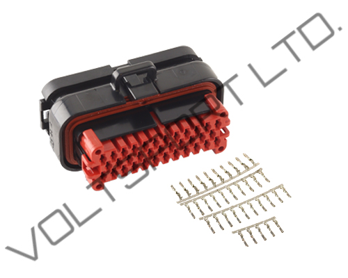 Gen4 Connector Kit (Ampseal 35W)