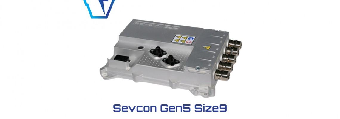 Sevcon | Gen5 Size9 Motor Controller