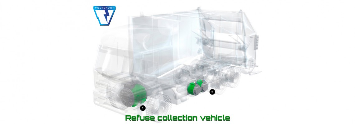 Engiro   Electric Refuse Collection Vehicles