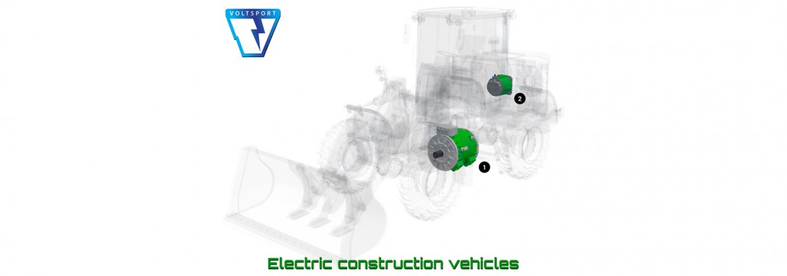 Engiro | Electric construction vehicles