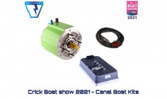 Canal Boat Kits - Crick Boat Show