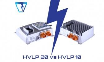 HVLP 10 vs HVLP 20