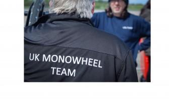 UK Monowheel Team - World Record Attempt