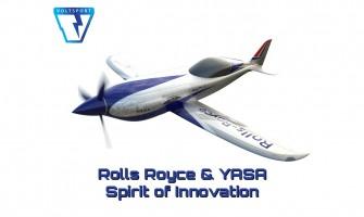 Rolls Royce and YASA - Spirit of Innovation