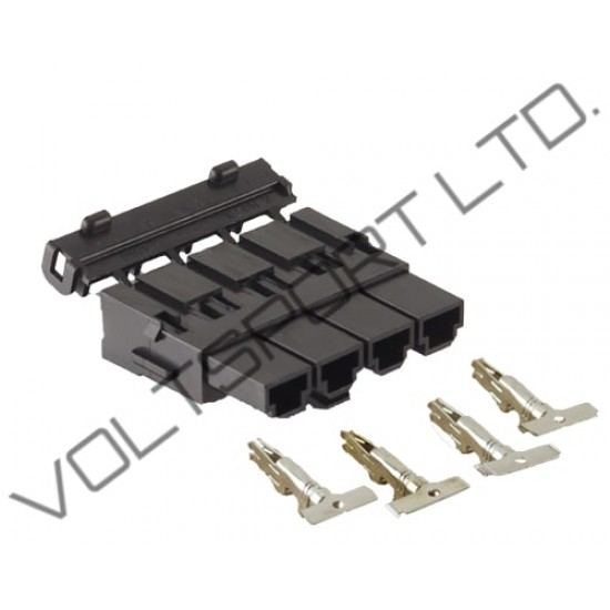 4W Connector Kit for DCDC