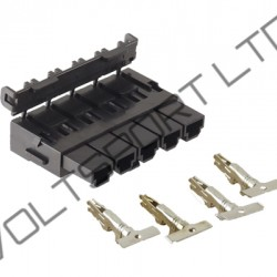 Sevcon 5 Way Connector kit for DCDC