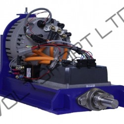 Dayboat Electric Drive System