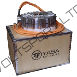 YASA 750R  10.5T Motor