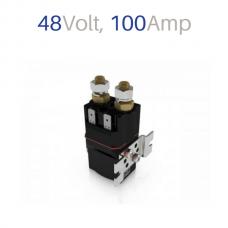 Contactor SU60-2029P, 48V Coil 100A, (IP66)