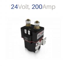 Contactor, 24V Coil 200A, IP66