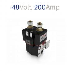 Contactor, 48V Coil 200A, IP66
