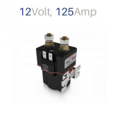 Contactor, 12V Coil 125A, IP66