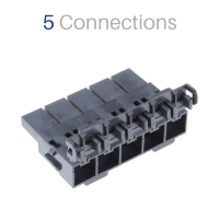 5W connector kit for DCDC