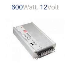 PFC 600W 12V Battery Charger