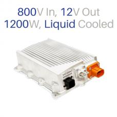 DCDC 1.2kW 800V to 12V LC