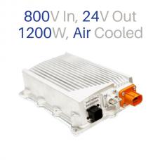 DCDC 1.2kW 800V to 24V AC