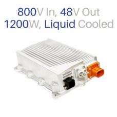 DCDC 1.2kW 800V to 48V LC