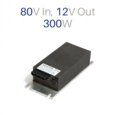 DCDC 300W 80V to 12V