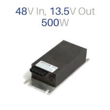 DCDC 500W 48V to 13.5V