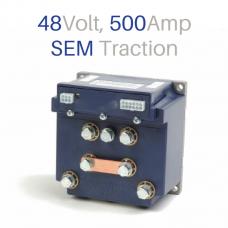 PowerpaK 48V 500A SEM Traction
